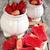 Strawberry popsicles stock photo © Karaidel
