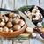 vers · organisch · groenten · houten · bureau · waterdruppels - stockfoto © karaidel