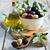 misto · azeitonas · marinado · verde · preto · roxo - foto stock © Karaidel