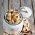 cookies · orejas · triángulo · relleno · amapola · semillas - foto stock © Karaidel