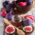 cuchara · de · madera · estudio · bordo · postre · agricultura · cuchara - foto stock © karaidel