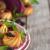 bolos · doce · servido · de · folhas - foto stock © Karaidel