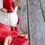 fraise · sorbet · crème · glacée · chaud · été · alimentaire - photo stock © karaidel