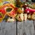 sütik · fülek · karnevál · maszkok · ünneplés · ünnep - stock fotó © Karaidel