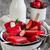 rijp · aardbei · bessen · ijs · donkere · voedsel - stockfoto © karaidel