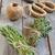 orgânico · alecrim · plantas · macro · raso · jardim - foto stock © karaidel