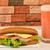 sandwich · légumes · restauration · rapide · alimentaire · fond · club - photo stock © karammiri