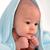 hand · nieuwe · geboren · baby · verticaal - stockfoto © karammiri
