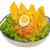 tipikus · étel · sajt · tányér · hús · banán - stock fotó © karammiri