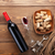 red wine bottle wine glass bowl with corks and corkscrew stock photo © karandaev