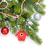 christmas colorful decor and snow fir tree stock photo © karandaev