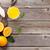 fetta · arance · succo · d'arancia · isolato · bianco · design - foto d'archivio © karandaev