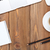 filiżankę · kawy · smartphone · notatnika · drewniany · stół · górę · widoku - zdjęcia stock © karandaev