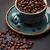 kahve · fincanı · fasulye · taş · doku · mutfak - stok fotoğraf © karandaev