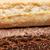 organisch · vers · brood · patroon · meel · zwarte - stockfoto © karandaev