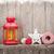 lanterna · Natale · legno · albero · legno - foto d'archivio © karandaev