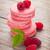 macaron · voedsel · chocolade · cake · groene · framboos - stockfoto © karandaev