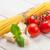 Italiaans · eten · koken · ingrediënten · pasta · tomaten · basilicum - stockfoto © karandaev