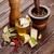 különböző · fűszer · fűszerek · fából · készült · étel · fa - stock fotó © karandaev