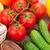 colorido · fresco · frutas · verão · legumes · comida - foto stock © karandaev