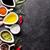 kruiden · specerijen · steen · top - stockfoto © karandaev