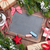 christmas chalkboard gift boxes decor stock photo © karandaev