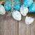húsvéti · tojások · fészek · toll · húsvét · levél · tojás - stock fotó © karandaev