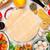 italiano · macarrones · cena · pasta · frescos · comida - foto stock © karandaev
