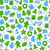 christmas icon set seamless pattern stock photo © karandaev