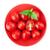 juteuse · organique · tomates · cerises · isolé · blanche · nature - photo stock © karandaev