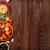 İtalyan · gıda · pişirme · malzemeler · makarna · sebze · baharatlar - stok fotoğraf © karandaev