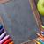 мелом · совета · школьные · принадлежности · текста · красочный - Сток-фото © karandaev