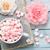 blanche · guimauve · verre · banque · table · alimentaire - photo stock © karandaev