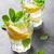 limonada · limão · de · gelo · pedra · tabela - foto stock © karandaev