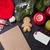 zarf · mektup · kırmızı · kâğıt · neşeli · Noel - stok fotoğraf © karandaev
