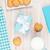 fincan · süt · kalp · kurabiye · hediye · kutusu - stok fotoğraf © karandaev