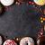 renkli · taş · tablo · üst · görmek - stok fotoğraf © karandaev