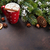 Christmas fir tree, hot chocolate and marshmallow stock photo © karandaev