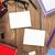 Fotografia · notebooka · ściany · film · sztuki · przestrzeni - zdjęcia stock © karandaev