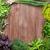 vers · perziken · mint · houten · witte · top - stockfoto © karandaev