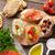 лосося · томатный · здорового · еды · продовольствие · рыбы - Сток-фото © karandaev