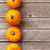 najaar · pompoenen · houten · tafel · tabel · top - stockfoto © karandaev