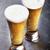 bier · bril · glas · blond · vol · schuim - stockfoto © karandaev