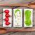 tomates · mozzarella · verde · ensalada · hojas · mesa · de · madera - foto stock © karandaev