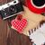 foto · taza · café · corazón · juguete - foto stock © karandaev