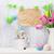 paaseieren · kleurrijk · tulpen · geschenkdoos · houten · top - stockfoto © karandaev