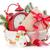 Weihnachten · Geschenkbox · Ast · Zweig · Holztisch - stock foto © karandaev