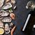 fresh seafood and white wine stock photo © karandaev