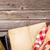cuaderno · recetas · pasta · especias · mesa · de · madera · libro - foto stock © karandaev