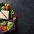 ランチ · ボックス · 野菜 · サンドイッチ · 子供 - ストックフォト © karandaev